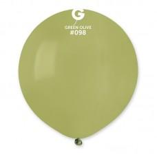 """Пастель ОЛИВКА (Green Olive) 19""""(48см)"""