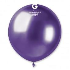 """Хром ФИОЛЕТОВЫЙ (Shiny Purple) 19""""(48см) ИТАЛИЯ"""