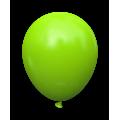 "Пастель СВЕТЛО - ЗЕЛЁНЫЙ (Lime Green) 12""(30см)"