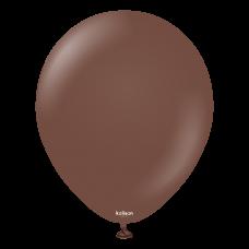 """Пастель КОРИЧНЕВЫЙ ШОКОЛАД (Chocolate Brown) 5""""(13см) ТУРЦИЯ"""