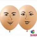 "Лица 12""(30см) мужчина и женщина(1 сторона)"