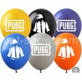 "PUBG 12""(30см) Ассорти (1сторона)"