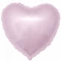"""Сердце 18""""(46см) НЕЖНО - РОЗОВЫЙ (758069) Agura"""