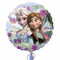 """Круг 18""""(46см) Принцессы Анна и Эльза """"Холодное сердце"""""""