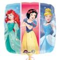 """Квадрат 18""""(46см) Принцессы (с двух сторон - разные рисунки)"""