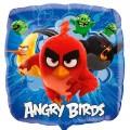 "Квадрат 18""(46см) ANGRY BIRDS (синий)"