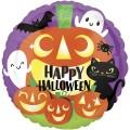 """Круг 18""""(46см) Happy Halloween Фестиваль"""