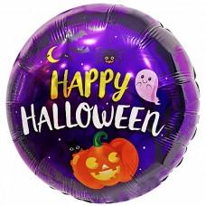 """Круг 18""""(46см) Happy Halloween"""