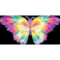 """Бабочка Светящаяся  44""""(112см) Фигура Большая (в упаковке)"""