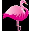 """Фламинго Розовый 46""""(117см) Фигура Большая (в упаковке)"""