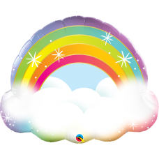 """Радуга над Облаком 32""""(81см) Фигура Большая (в упаковке) США"""