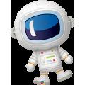 """Астронавт 37""""(94см) Фигура Большая (в упаковке)"""
