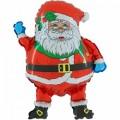 """Санта с поднятой рукой 14""""(35см) мини-фигура"""