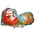 """Рождественские Сани 21""""×37""""(53см×95см) Фигура Большая"""