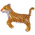 """Леопард ЧЁРНЫЕ пятна  30""""×36""""(76см×90см) Фигура-Большая"""