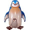 "Пингвин СИНИЙ  14""(35см) мини-фигура"