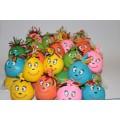 Игрушка Веселина (латексный шар смукой) Пастель