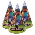 """Колпачок маленький (16см)  """"Minecraft"""""""