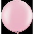 """Шар-Гигант Qualatex 30""""(76см) Металлик РОЗОВЫЙ ЖЕМЧУГ (Pearl Pink)"""
