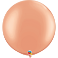 "Шар-Гигант Qualatex 30""(76см) Металлик РОЗОВОЕ ЗОЛОТО (Rose Gold)"