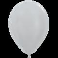 """Металлик СЕРЕБРО (Satin Silver) 12"""" (30см)"""