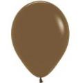 """Пастель коричневый (Кофе) 5"""" (13см)"""