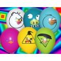 """Angry Birds 12""""(30см) пастель ассорти 3 цвета"""