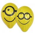 """Миньоны 12""""(30см) пастель жёлтый ( 2 штампа )"""